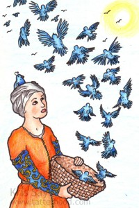 FTTNW - The Bird Maiden