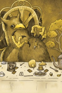 A Mad Tea Party - Gryphon, 4 of 9