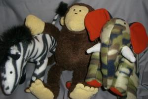Zoey, Mitch and Edwin