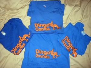 Dingo Games Shirts