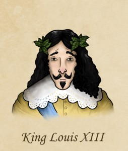 Louis XIII, King of France and Navarre