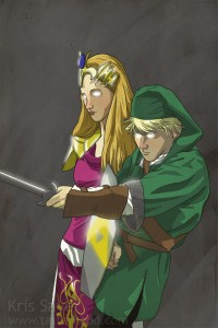 Zelda and Link, Age 20