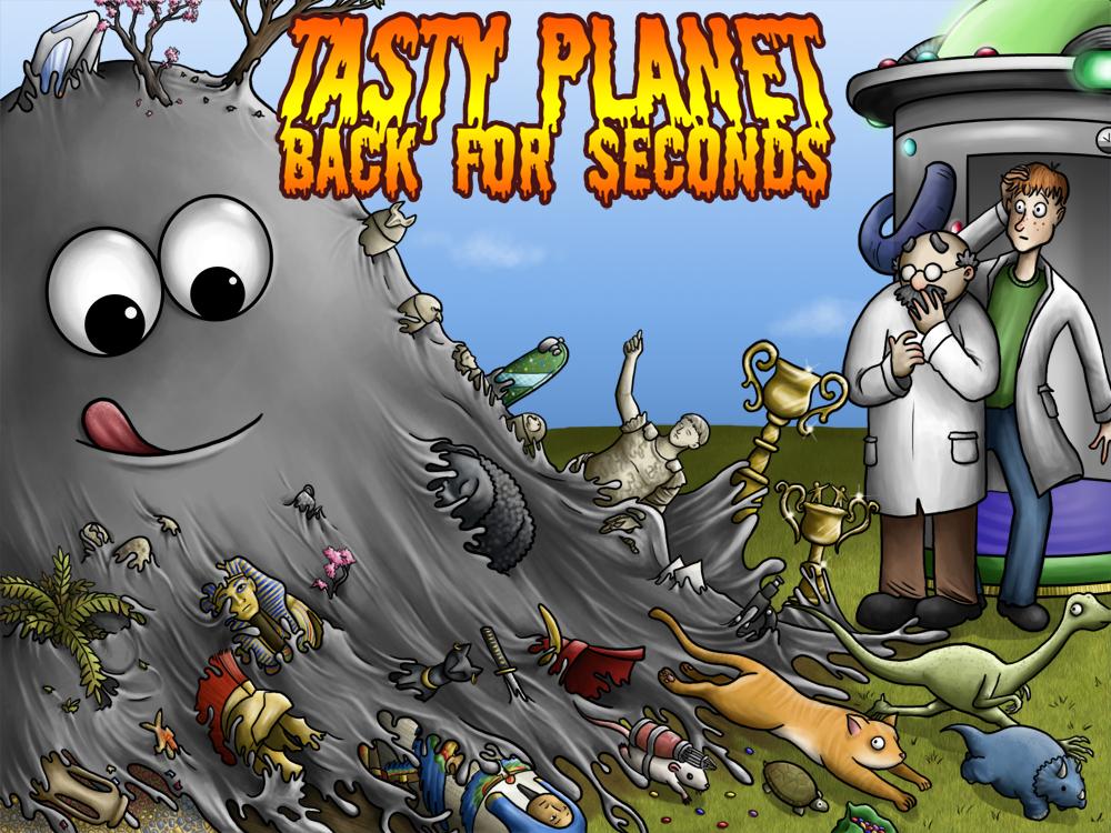 Скачать Игру Tasty Planet Через Торрент - фото 11