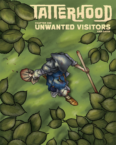 Cover for Weald Issue 1 - Tatterhood, Unwanted Visitors