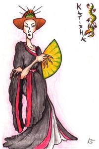 The Mikado - Katisha