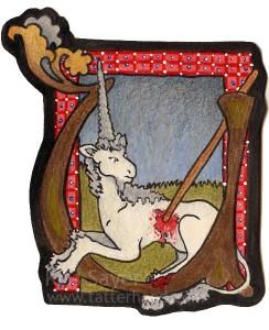 U is for Unicorn