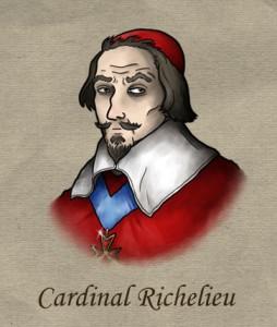 Armand Jean du Plessis de Richelieu, Cardinal-Duc de Richelieu