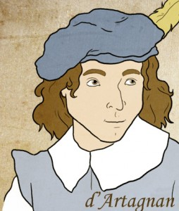 "d'Artagnan (""Charles Ogier de Batz de Castelmore, Comte d'Artagnan"")"
