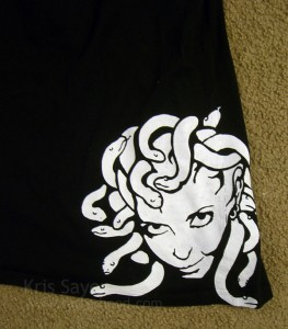 A Gorgon Shirt for a Sister