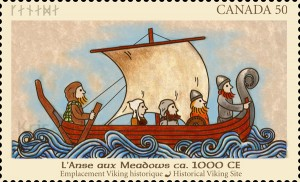 Viking Stamp